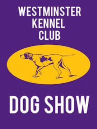 Westminster dog show ticket