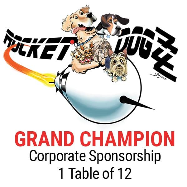 grand champion table